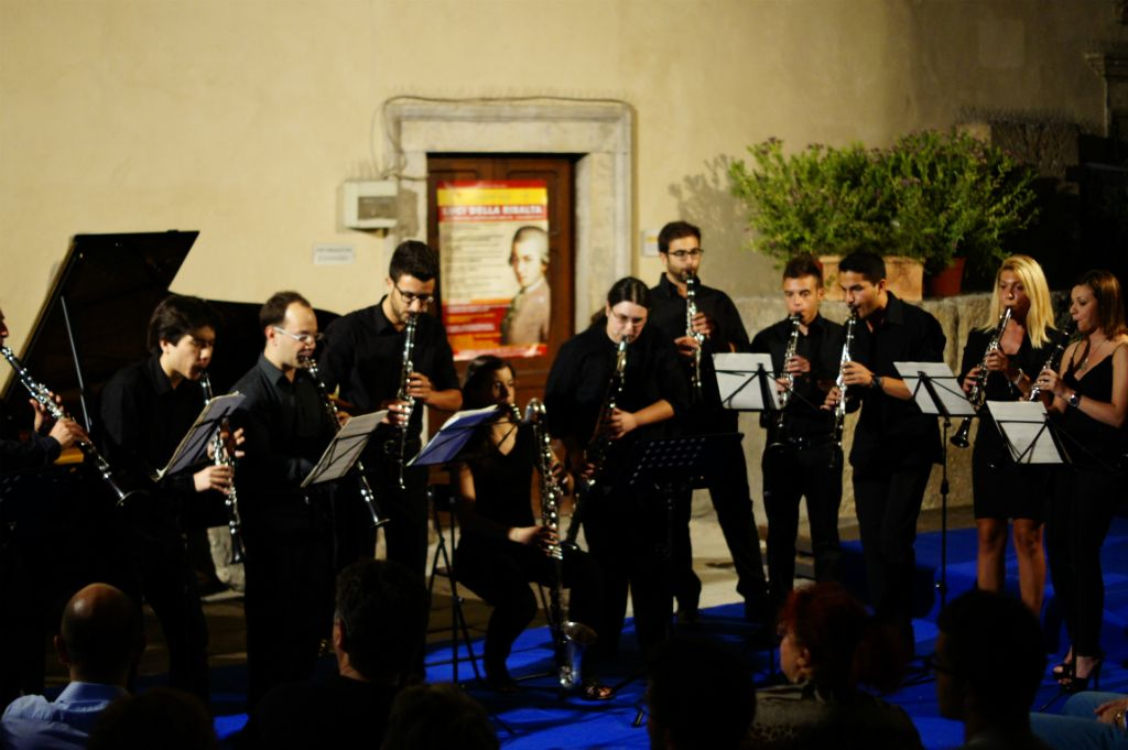 Clarinetti in concerto