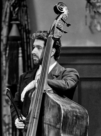 FULL SCHOLARSHIPS  FOR DOUBLE BASS STUDENTS